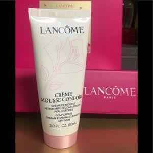 Lancôme Crème Mousse Confort  Foaming Cleanser